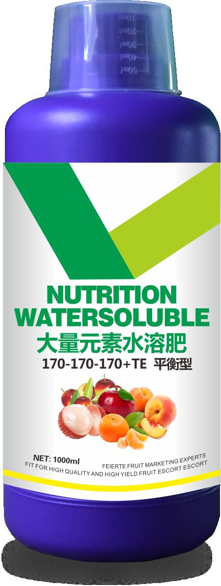 清液水溶肥平衡配方170-170-170+TE